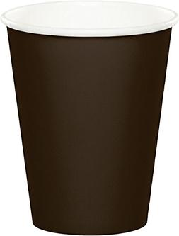 Chocolate Brown, 9 oz Hot/Cold Cup, 24 ct