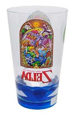 The Legend Of Zelda Stained Glass Acrylic Cup